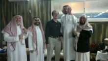 A very well-known American Physician Dr. Robert Hofmaan a visiting Professor from Austin, Texas embraced Islam